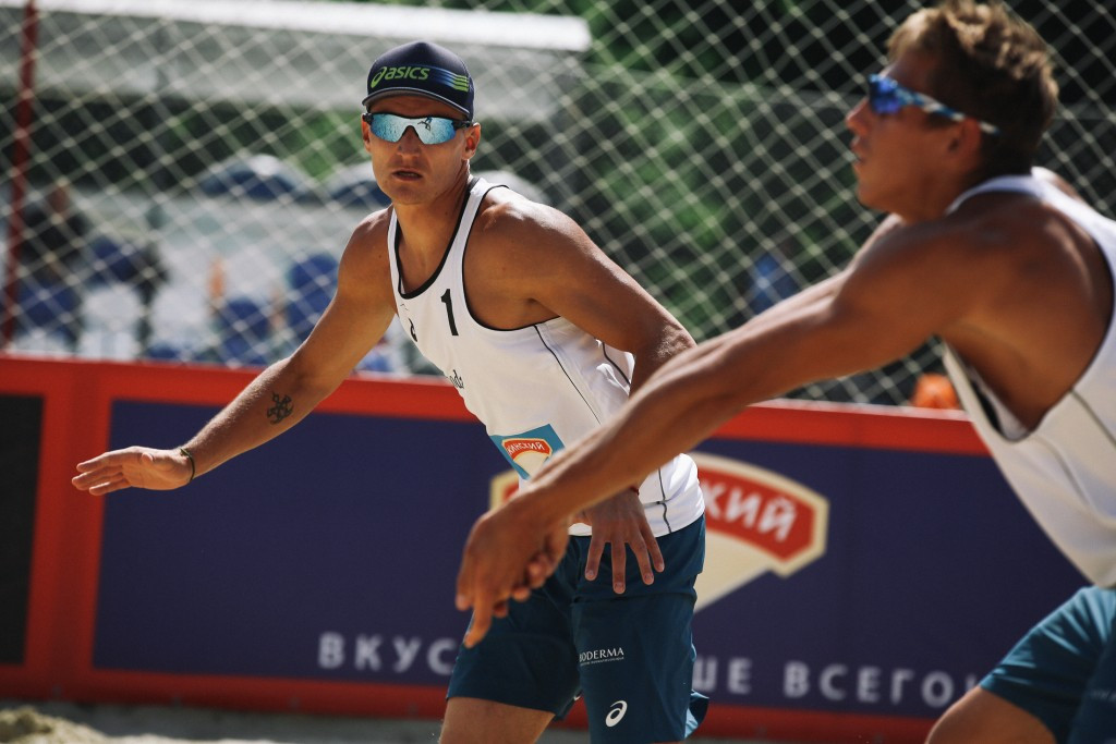 Cincinnati winners Barbosa and Carvalhaes crash out of qualification round at FIVB Moscow Grand Slam