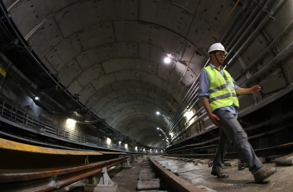 Rio's subway extension is set to open four days before the Opening Ceremony ©Getty Images