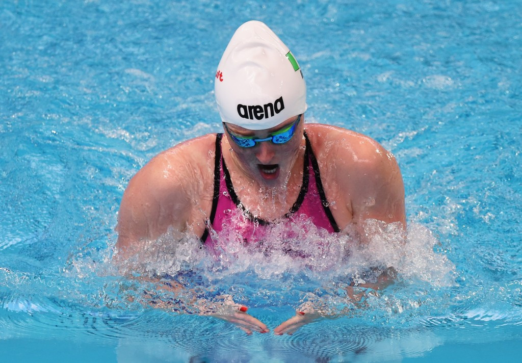 "Irish swimmer Fiona Doyle has vowed to ""take the risk"" of contracting the Zika virus at Rio 2016 ©Getty Images"