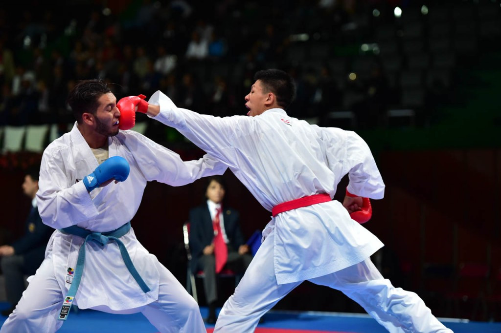 The WKF has allowed athletes from other bodies to compete in the Olympic qualification process should they be granted inclusion at Tokyo 2020