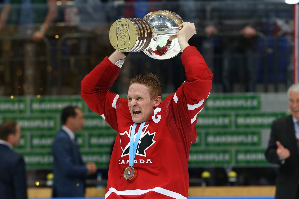 The IOC remain confident a solution will be found to ensure the participation of NHL players like Canada's Corey Perry at Pyeongchang 2018 ©Getty Images
