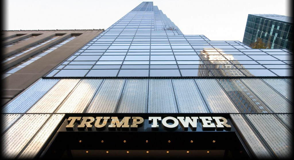Trump Tower in New York City is considered a possible venue for the World Chess Championships ©Trump Tower