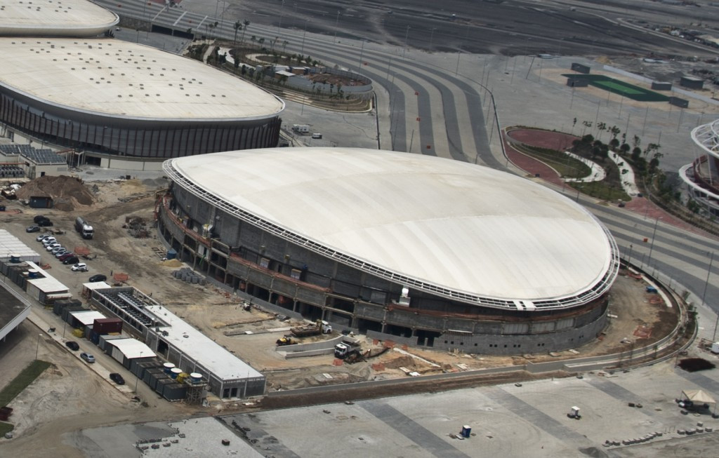 "UCI President ""extremely concerned"" about construction progress at Rio 2016 velodrome"