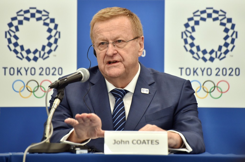 "Coates admits concern over Tokyo 2020 payment but says ""no reason"" to doubt explanations of Japanese NOC"