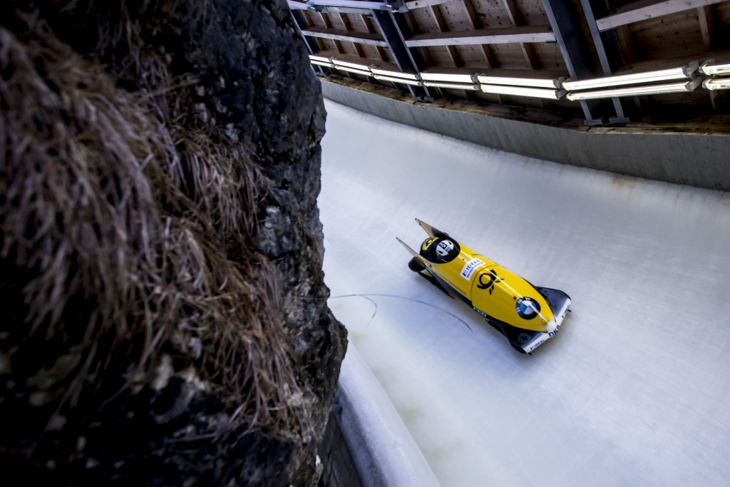Bobsleigh legend entered into German Hall of Fame