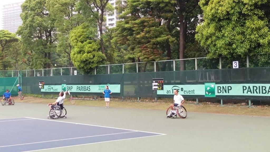 France to take on hosts Japan in men's final of BNP Paribas World Team Cup