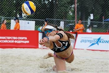 Swiss duo stun world champions to reach last 16 of FIVB Moscow Grand Slam
