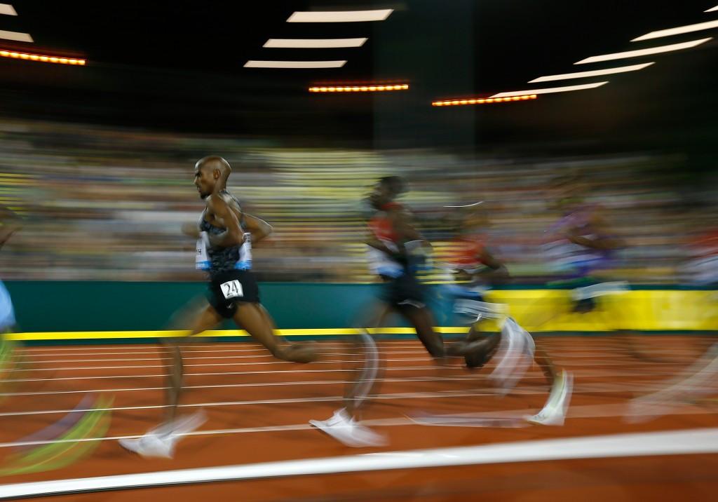 Farah gets Olympic season underway over 10,000m at Eugene IAAF Diamond League meeting