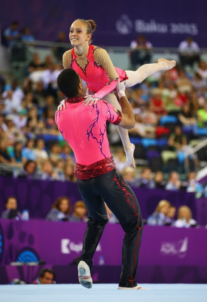 Gymnastics is one of the seven sports due to feature at the first European Championships ©Getty Images