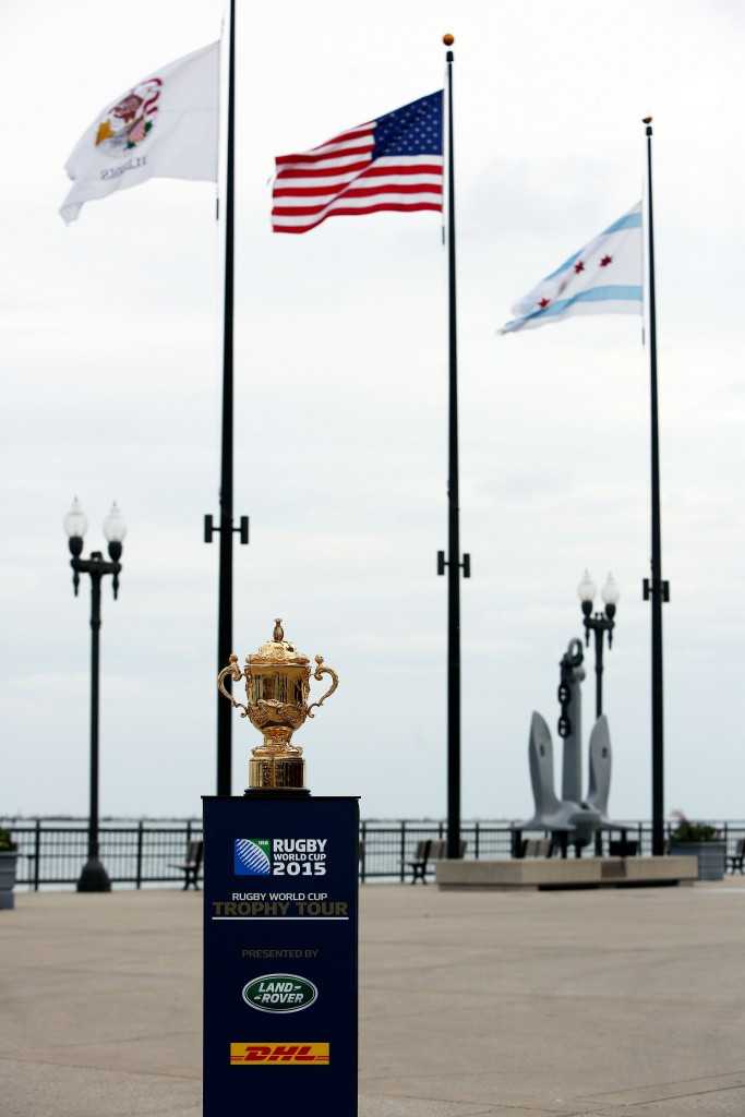 The United States are seemingly keen to bring the Rugby World Cup to their shores ©Getty Images