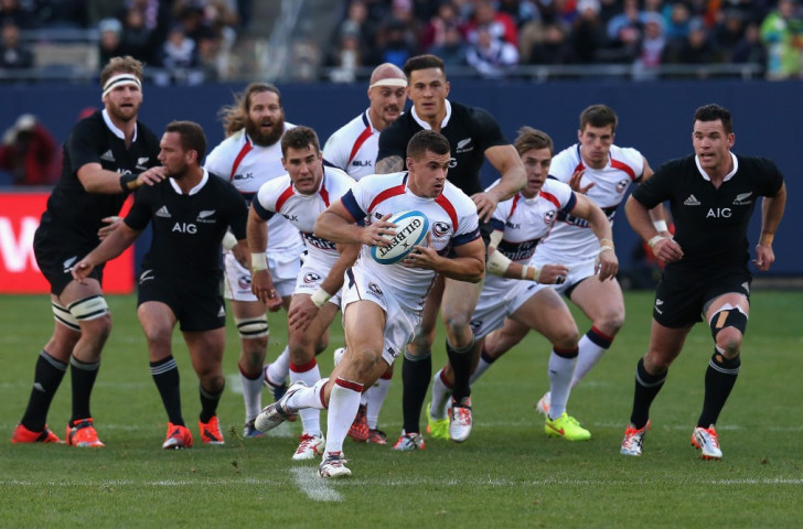 Rugby is a fast growing sport in the United States