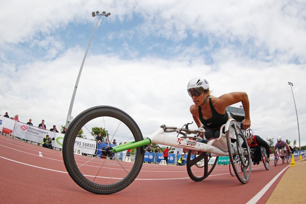 Watson lowers two world records on opening day of IPC Athletics Grand Prix in Nottwil