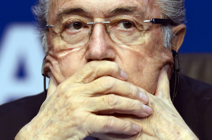 Blatter opts not to attend IOC Candidate City Briefing