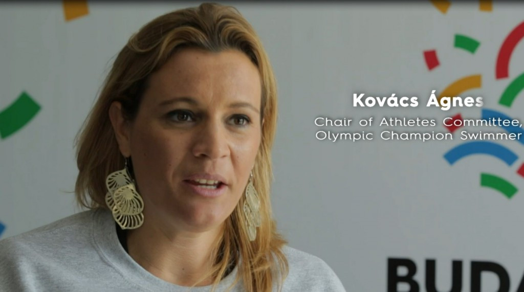 "Budapest 2024 ""focusing on the finish"", Athletes Commission chair Kovács claims"