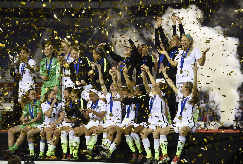 Rio 2016 boycott by United States women's football team moves closer after judge asked to approve strike