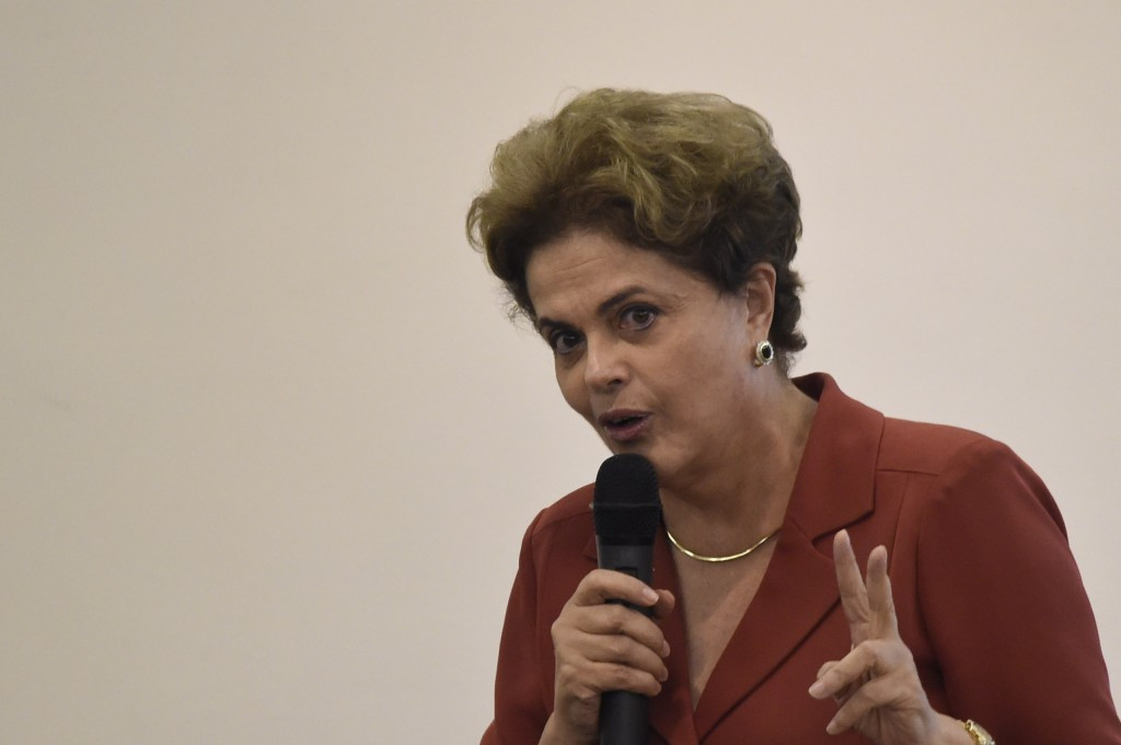 Rousseff could be impeached three days before Rio 2016 Opening Ceremony claims Senator