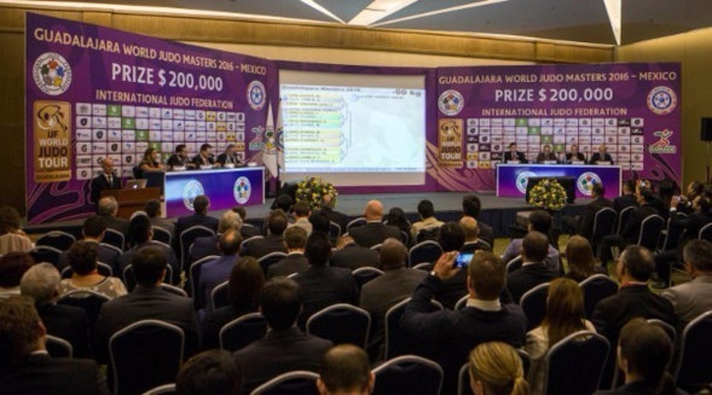 Judoka discovered their potential routes to the gold medal contests after the draw took place in Guadalajara