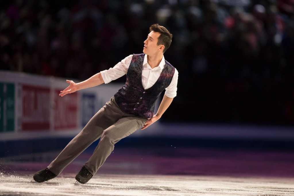 Figure skating world champion Chan returns home to prepare for Winter Olympics