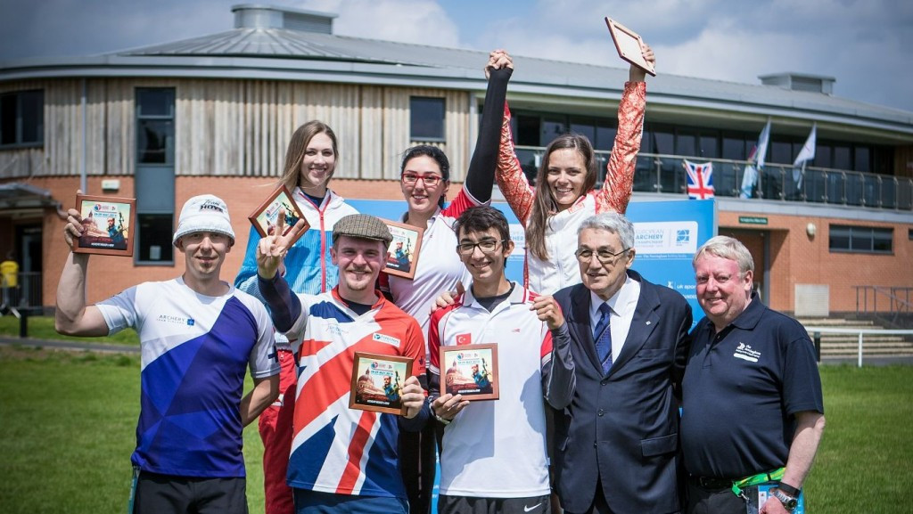 Turkey claim two of six Olympic berths at World Archery European continental qualifier