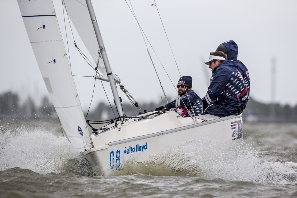 American trio reclaim sonar lead at Para World Sailing Championships