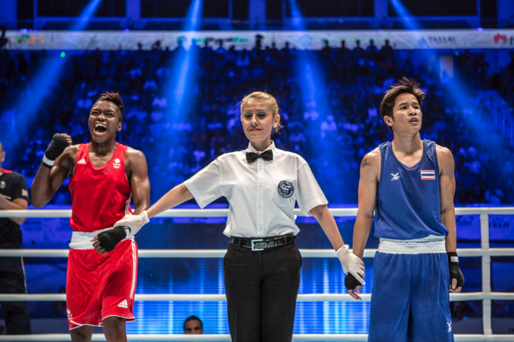 Adams ends long wait for maiden global crown as hosts Kazakhstan top medals table at Women's World Boxing Championships