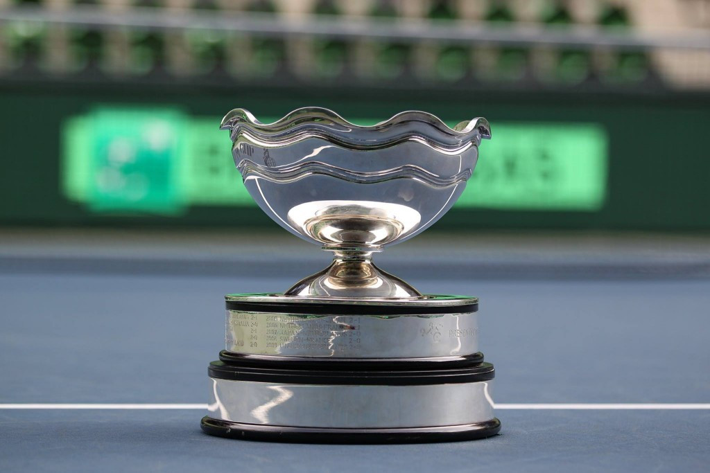 Australia and The Netherlands secure titles at BNP Paribas World Team Cup