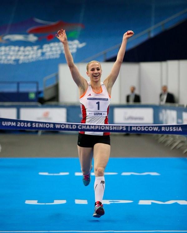 Kovács seals maiden World Modern Pentathlon Championships title