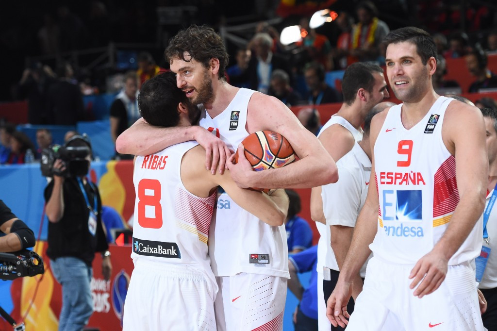 EuroBasket and Olympic silver medallists Spain are one of the countries impacted ©Getty Images