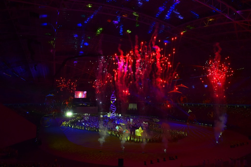 Two-hour Opening Ceremony gets Southeast Asian Games underway in Singapore