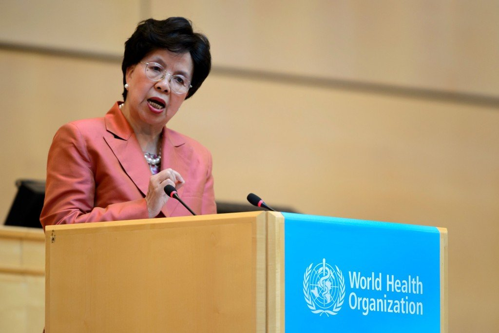 WHO director general Margaret Chan declared the Zika virus a global public health emergency earlier this year