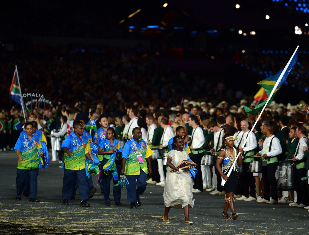 Solomon Islands took a team of four athletes to the London 2012 Olympic Games