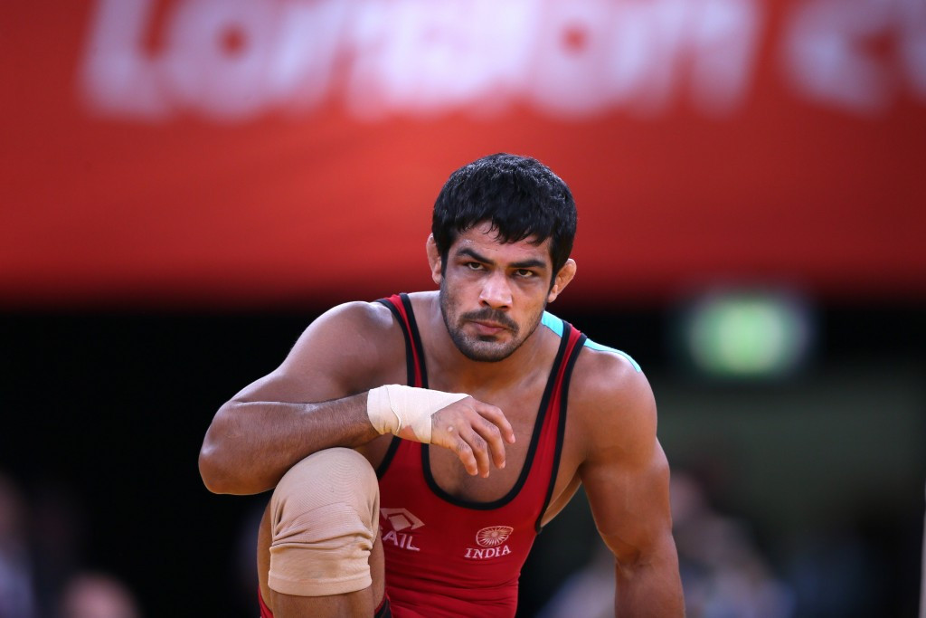 Double Olympic medallist Sushil Kumar is set to learn his fate tomorrow ©Getty Images