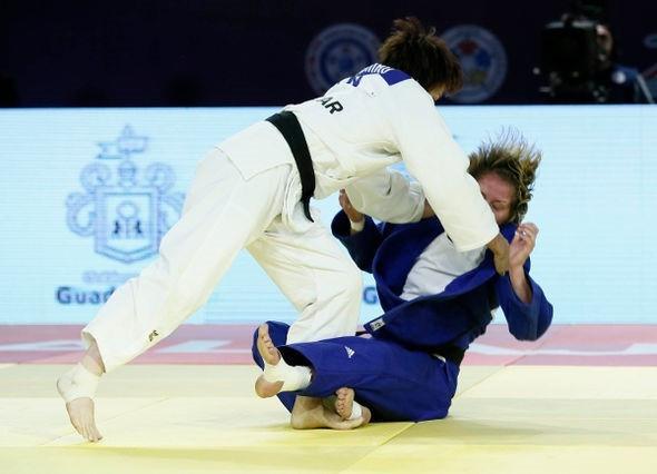 Japanese star Tashiro defends World Judo Masters title in Guadalajara