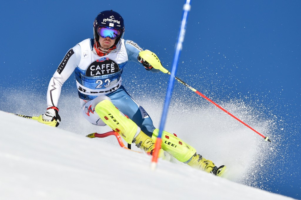 Ryding named in 13-strong British ski squad for 2016-2017