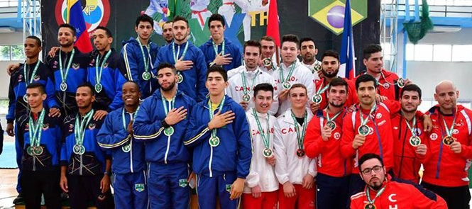 Brazil surge to summit of Pan American Karate Championships with hat-trick of golds on final day in Rio