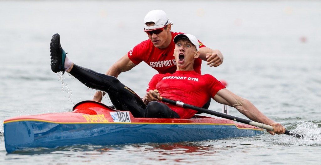 Moldova claim two gold medals at ICF Canoe Sprint World Cup
