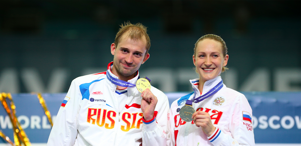 Hosts Russia finish World Modern Pentathlon Championships with mixed relay gold