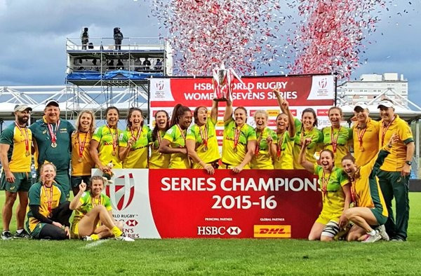 Australia lift maiden World Rugby Women's Sevens crown with victory over Spain
