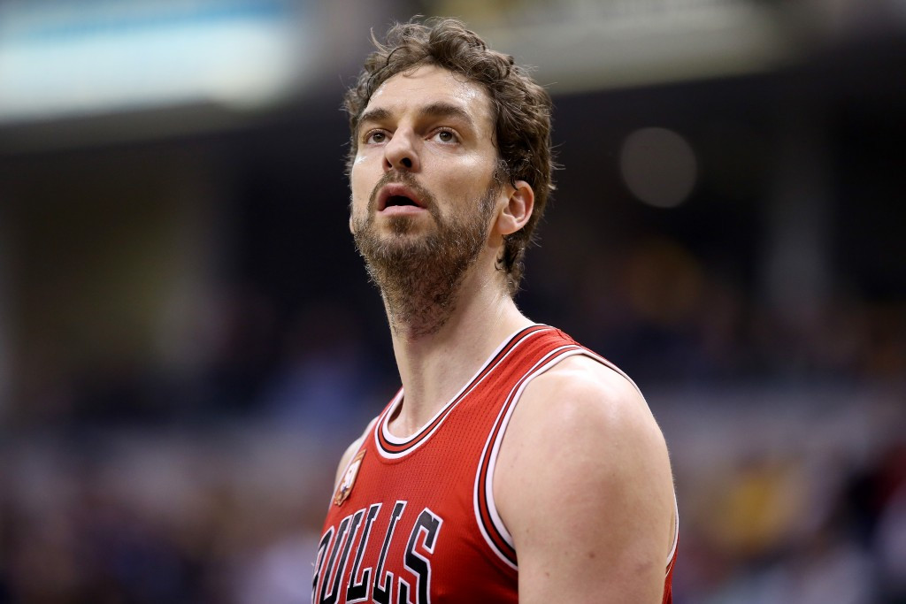 Spanish basketball superstar Gasol considering skipping Rio 2016 due to Zika fears
