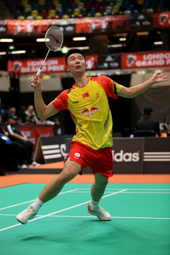 Huang enjoys comfortable progress to main draw at BWF Indonesia Open