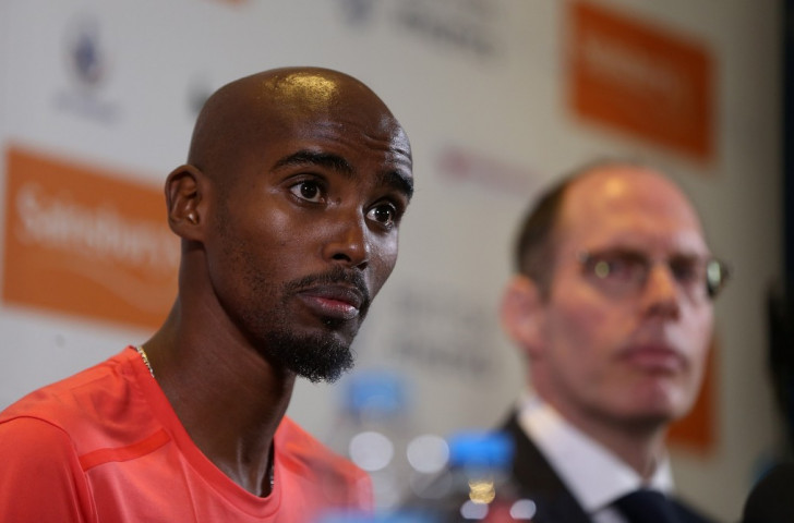 "Mo Farah told a news conference in Birmingham today that he backed his coach, Alberto Salazar, but that he would be ""the first tl ealve"" if doping allegations were proven  ©Getty Images"