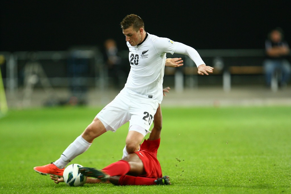 New Zealand blow away Vanuatu at OFC Nations Cup