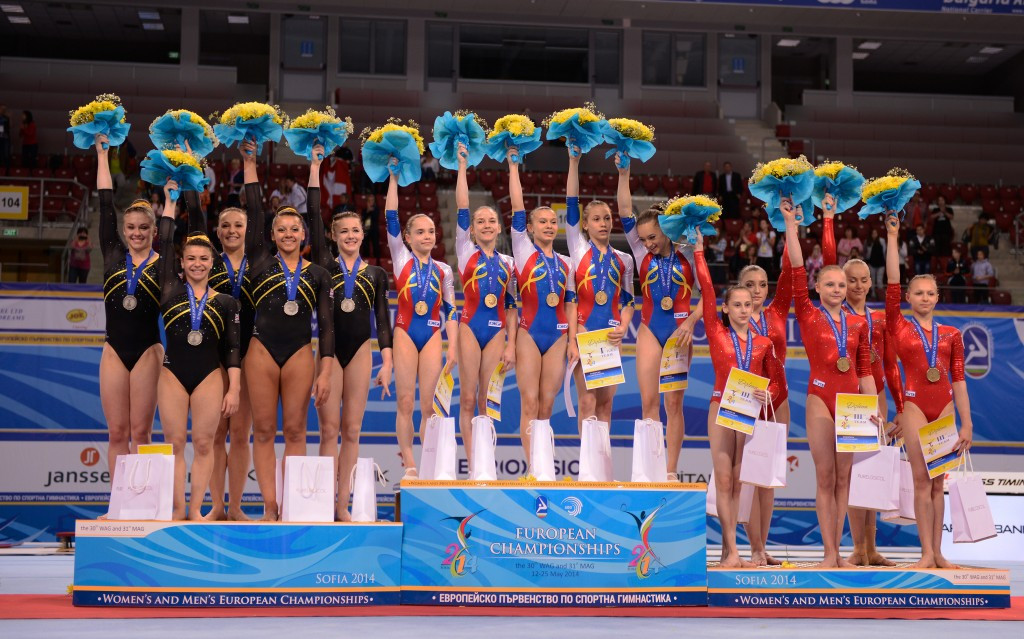 European Women's Artistic Gymnastics Championships set to begin in Bern