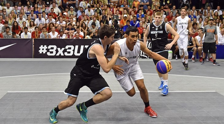 New Zealand looking to retain their title at FIBA 3x3 Under-18 World Championships