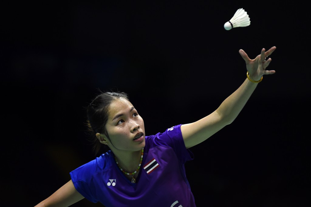 Defending champion Intanon suffers shock first-round defeat at BWF Indonesia Open