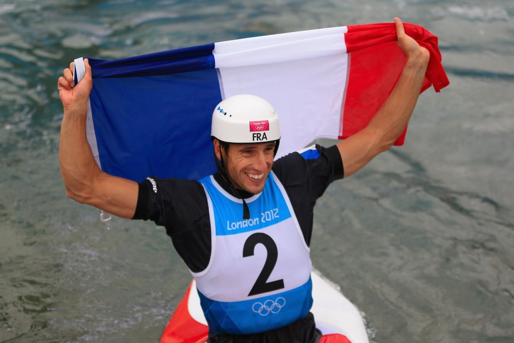 Triple Olympic champion Tony Estanguet said clean sport was crucial
