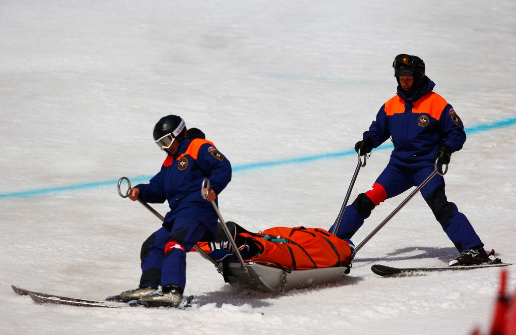 IPC Alpine Skiing aim for standard mountain rescue regulations