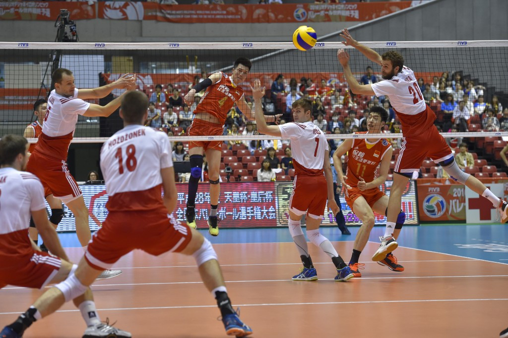 Poland beat China in another epic at Rio 2016 volleyball qualifier