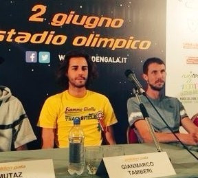 Gianmarco Tamberi has said fellow Italian Alex Schwazer, the Beijing 2008 50km walk champion, should not have been chosen for the national team following a doping suspension ©Twitter