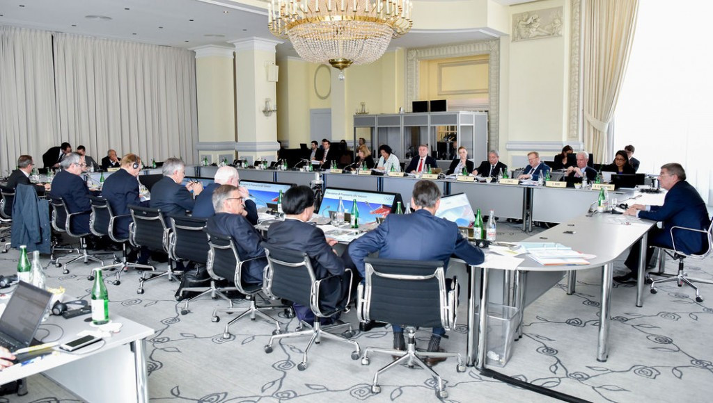 Four specific resolutions on doping were made by the IOC during their Executive Board meeting today ©IOC